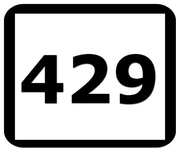 429 (numerical GAY) Mouse Pad