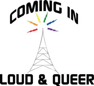 Coming in Loud & Queer Mouse Pad