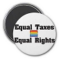 Equal Taxes Equal Rights Magnet