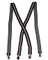 Rainbow Pride Stripe Suspenders