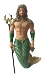 ATLANTIS Merman Ornament