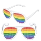 Rainbow Pinholes Glasses