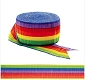 Rainbow Fringe Table Cover