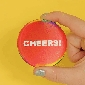 CHEERS! QUEERS! Magic Button