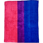 Bisexual Plush Blanket