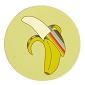 Rainbow Banana Sticker