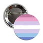 BiGender Pride Button