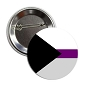 Demisexual Pride Button