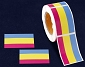 Pansexual Flag Stickers (250 stickers)