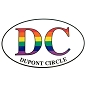 DC (Dupont Circle) Sticker