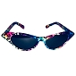 Rainbow  Cat Sunglass