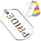 PRIDE ID Tag / Necklace