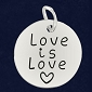 Love is Love Pendant