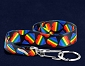 Rainbow Hearts Lanyard