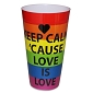 Keep Calm ... Love is Love Plastic Cup
