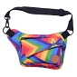 Rainbow Hip Bag