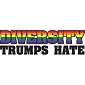 Diversity Trumps Hate Shirt