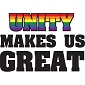 Unity Makes Us Great Shirt