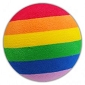 Rainbow Antenna Ball