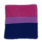 Bi Pride Terry Cloth Wristband