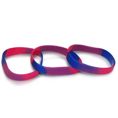 from Aldo gay pride wrist bands