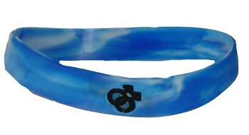 Double Male Wristband