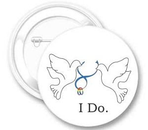 I DO Button