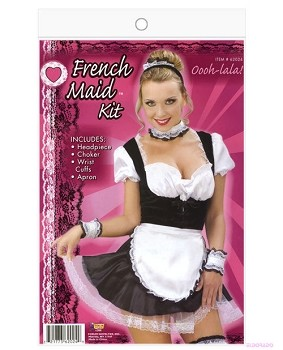 French Maid Accessories Kit