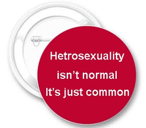 Heterosexual Button