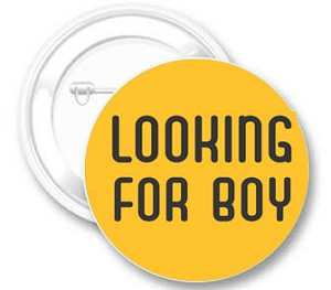 Looking for Boy Button