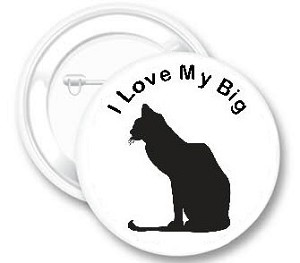 I Love My Big (pussy) Button