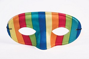 Rainbow Eye Mask