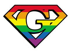 Super Gay Sticker
