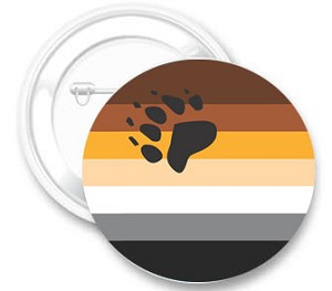 Bear Flag Button