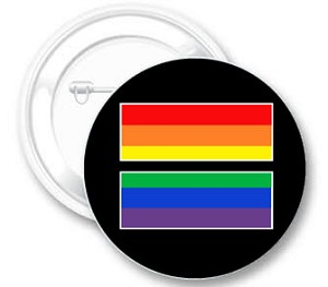 Rainbow Equal Button