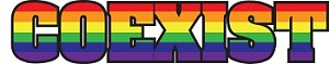 Rainbow Coexist Shirt