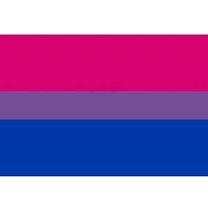 Bi Pride Sticker (3.75'' x 5'')