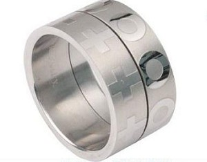 Female Spinner Ring (size 7 only)