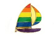 Sailboat Lapel Pin