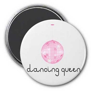 Dancing Queen Magnet