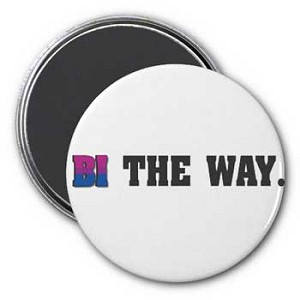 Bi the Way Magnet