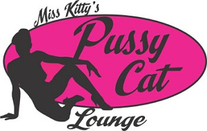 Pussy Cat Lounge Key Chain