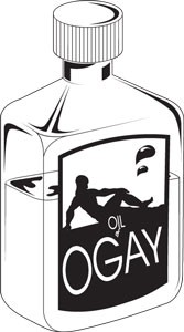 Oil of O'Gay Mouse Pad