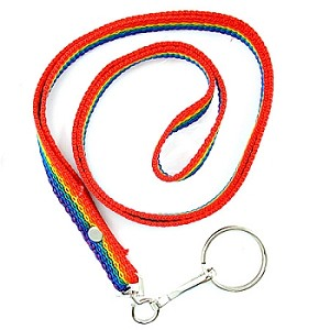 Key Ring Lanyard