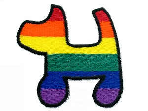 Rainbow Dog Patch