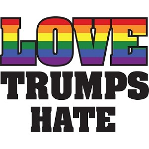 Love Trumps Hate Shirt