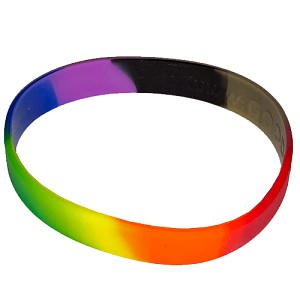 People of Color (POC) Pride Wristband