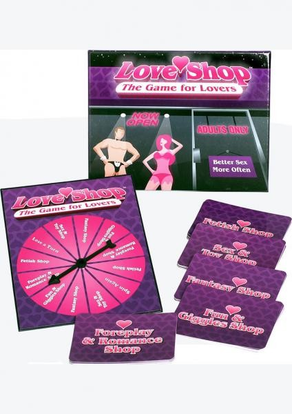 Love Shop The Game For Lovers