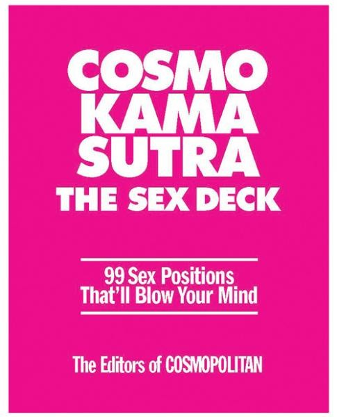 Cosmo Kama Sutra The Sex Deck Cards
